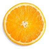 pomarańczowy plasterek obrazy stock