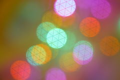 Pomarańczowy purpury zieleni plamy tło - Akcyjne fotografie Obraz Royalty Free