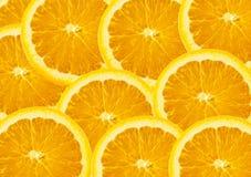 Pomarańczowy tło Fotografia Royalty Free
