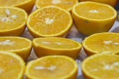 Pomarańcze obrazy stock