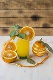 Pomarańcze Zdjęcie Stock