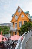 Pomarańcze dom Fotografia Royalty Free