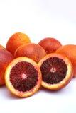 pomarańcze krwi Fotografia Royalty Free