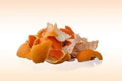 Pomarańcze - Makro- Zdjęcia Royalty Free