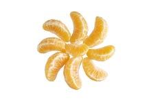 pomarańcze, mandarynki Zdjęcie Stock