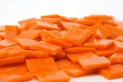 pomarańcze mozaiki Zdjęcia Royalty Free