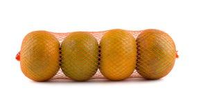 pomarańcze netto Zdjęcie Stock