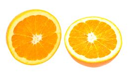 Pomarańcze owoc Obrazy Royalty Free