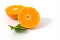 pomarańcze owocowych Obraz Royalty Free