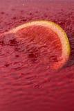 pomarańcze wody Obraz Stock