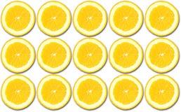 Pomarańcze wzór Zdjęcie Royalty Free