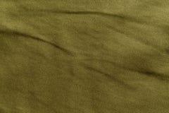 Pomarańczowa abstrakcjonistyczna tekstylna tekstura Zdjęcie Stock