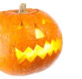 pomarańczowa bania Obraz Stock