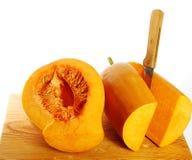 pomarańczowa bania Zdjęcia Stock