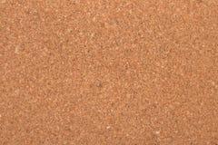 Pomarańczowa Corkboard tekstura Zdjęcie Stock