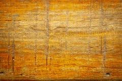 Pomarańczowa drewniana tekstura Fotografia Stock
