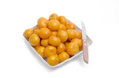Pomarańczowa owoc Fotografia Royalty Free