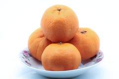 Pomarańczowa owoc Obrazy Stock