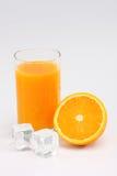 Pomarańczowa owoc Zdjęcia Royalty Free