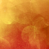 Pomarańczowy abstrakcjonistyczny backgound Zdjęcie Royalty Free