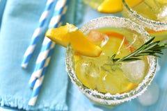 Pomarańczowy fizz Fotografia Stock