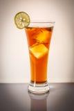 Pomarańczowy napój Obrazy Stock