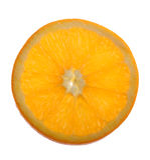 pomarańczowy plasterek Fotografia Royalty Free
