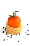 Pomarańczowy pomidor Zdjęcie Royalty Free