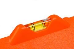 pomarańczowy poziom Fotografia Stock
