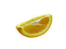 pomarańczowy segment Obraz Stock