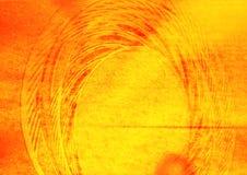 pomarańcze kolaż Obrazy Royalty Free