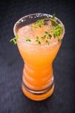 Pomarańczowy koktajl Obraz Stock