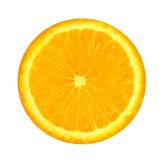 pomarańczowy plasterek Obraz Royalty Free