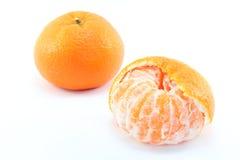 pomarańczowy satsuma Zdjęcie Royalty Free