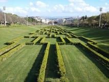 Pombal Лиссабон стоковые фотографии rf
