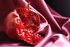 Pomegranade royalty free stock photo