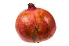 Pomegranade isolated Stock Photography