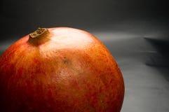 pomegranate предпосылки черный Стоковые Фото