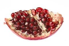 pomegranate части Стоковая Фотография RF