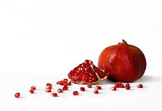 Pomegranate. Royalty Free Stock Photo