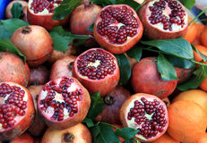 Free Pomegranate Royalty Free Stock Images - 16064219