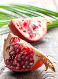 Pomegranate Stock Image