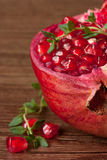 Pomegranate. Royalty Free Stock Photography