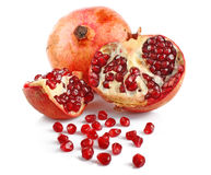 pomegranate Arkivbild