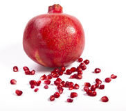 pomegranate Royaltyfria Foton