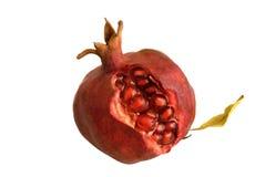 Pomegranate. Armenian traditional red pomegranat e fruit Stock Photos