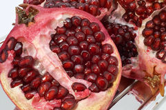 Pomegranate. Stock Photo