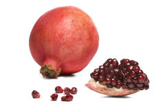 Free Pomegranate Royalty Free Stock Image - 5813646