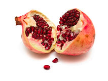 The pomegranate Stock Photos