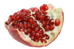 Pomegranate Royalty Free Stock Photo
